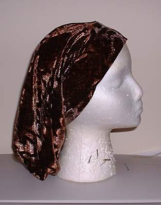 fabric snood